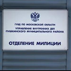 Отделения полиции Михнево
