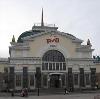 Железнодорожные вокзалы в Михнево