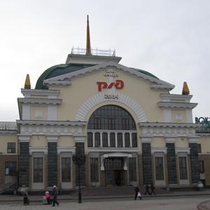 Железнодорожные вокзалы Михнево